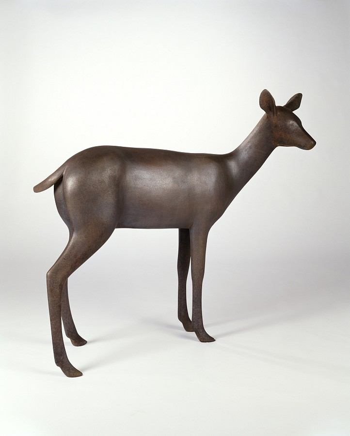 Gwynn Murrill, Deer 5 Bronze