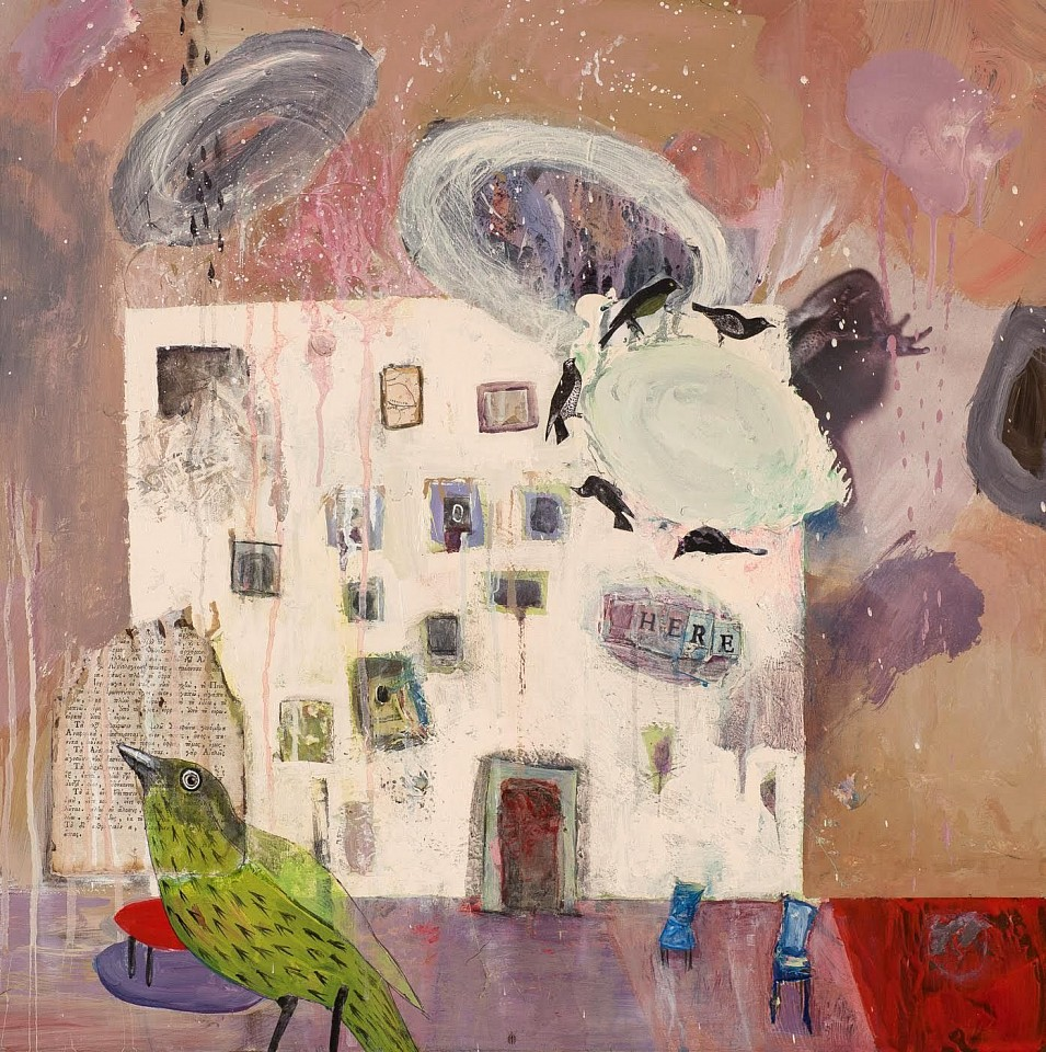 Alexandra Eldridge, Our House 2015