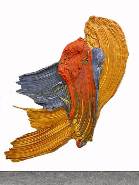 Donald Martiny, Alzette Polymer and Pigment Mounted on Aluminum