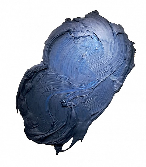 Donald Martiny, Mures 2017, Polymer and Pigment Mounted on Aluminum