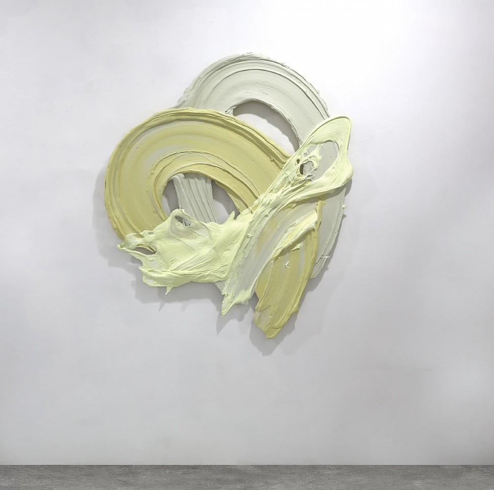 Donald Martiny, Ani Polymer and Pigment Mounted on Aluminum